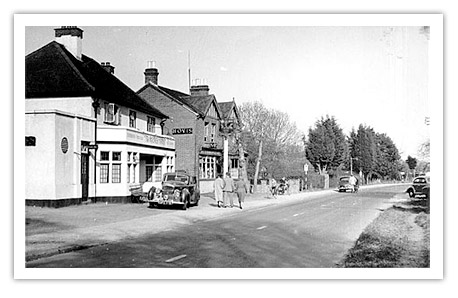 Olde photo of The Palmers Arms Pub and Restaurant in Dorney Village